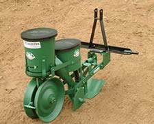 Cole Planter Company 12 Mx Multiflex Precision Planting