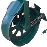 Cart Press Wheel